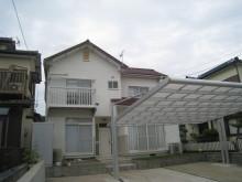 関市S様邸塗装工事