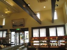 内部壁 天井塗装