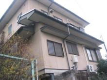 名古屋市天白区 外壁 施工前