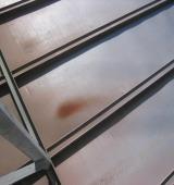 トタン屋根、トタン壁のサビ