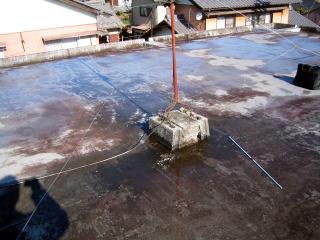 雨漏り 施工前