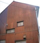 羽目板壁(木材)